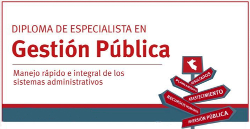 curso de gestion publica