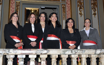 ministras nuevo gabinete