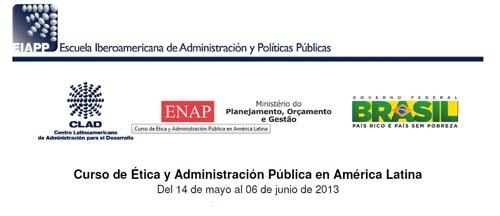 gerencia publica y etica