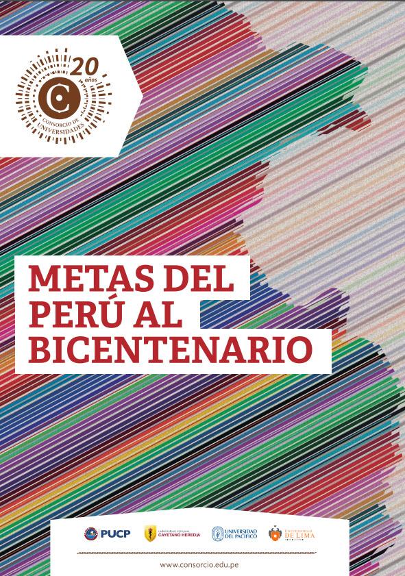 metas del peru al bicentenario
