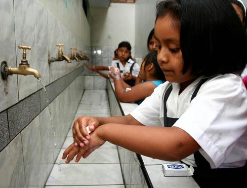 agua privada para todos